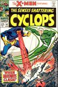 Uncanny X-Men (1963 1st Series) 45