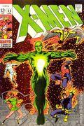 Uncanny X-Men (1963 1st Series) 55