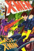 Uncanny X-Men (1963 1st Series) 59
