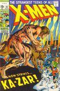 Uncanny X-Men (1963 1st Series) 62