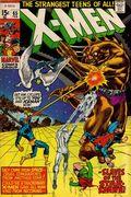 Uncanny X-Men (1963 1st Series) 65