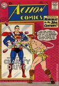 Action Comics (1938 DC) 267