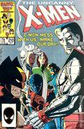 Uncanny X-Men (1963 1st Series) 210