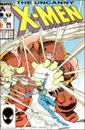 Uncanny X-Men (1963 1st Series) 217