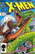 Uncanny X-Men (1963 1st Series) 223