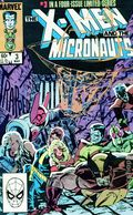 X-Men and the Micronauts (1984) 3