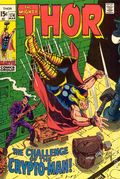 Thor (1962-1996 1st Series Journey Into Mystery) 174