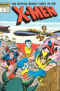 Official Marvel Index to the X-Men (1987 1st Series) 4