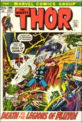 Thor (1962-1996 1st Series Journey Into Mystery) 199