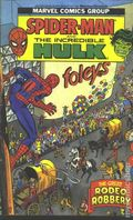 Spider-Man and the Incredible Hulk Texas Regional Giveaway (1982) HOUSTON