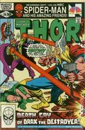 Thor (1962-1996 1st Series Journey Into Mystery) 314