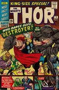 Thor (1962-1996 1st Series) Annual 2