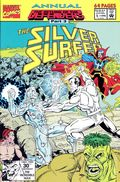Silver Surfer (1987 2nd Series) Annual 5