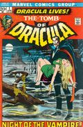 Tomb of Dracula (1972 1st Series) 1