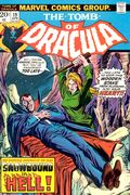 Tomb of Dracula (1972 1st Series) 19