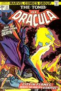Tomb of Dracula (1972 1st Series) 27