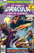 Tomb of Dracula (1972 1st Series) 47
