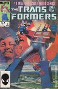 Transformers (1984 Marvel) 1st Printing 1