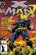X-Man (1995) 1-2ND