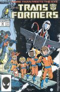 Transformers (1984 Marvel) 1st Printing 36