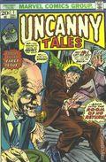 Uncanny Tales (1973 Marvel) 1