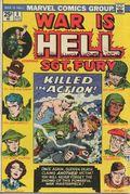 War is Hell (1973 Marvel) 8