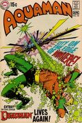 Aquaman (1962 1st Series) 50