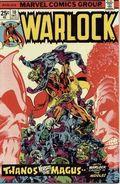 Warlock (1972 Marvel 1st Series) 10