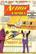Action Comics (1938 DC) 257