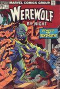 Werewolf by Night (1972 1st Series) 17
