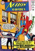 Action Comics (1938 DC) 331