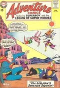Adventure Comics (1938 1st Series) 319