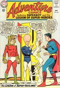 Adventure Comics (1938 1st Series) 324