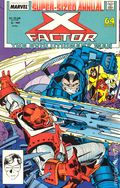 X-Factor (1986 1st Series) Annual 3