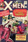 Uncanny X-Men (1963 1st Series) 5