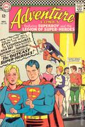 Adventure Comics (1938 1st Series) 350