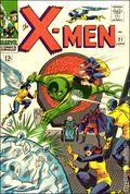 Uncanny X-Men (1963 1st Series) 21