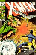 Uncanny X-Men (1963 1st Series) 54