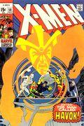 Uncanny X-Men (1963 1st Series) 58