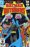 Batman and the Outsiders (1983 1st Series) 1