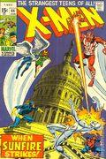 Uncanny X-Men (1963 1st Series) 64