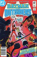 Batman and the Outsiders (1983 1st Series) 4