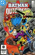 Batman and the Outsiders (1983 1st Series) 7