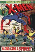 Uncanny X-Men (1963 1st Series) 83