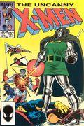 Uncanny X-Men (1963 1st Series) 197
