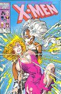 Uncanny X-Men (1963) 1st Series 214