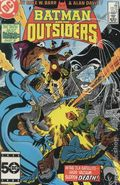 Batman and the Outsiders (1983 1st Series) 22