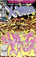 Uncanny X-Men (1963 1st Series) 226