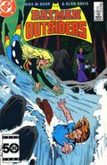 Batman and the Outsiders (1983 1st Series) 25