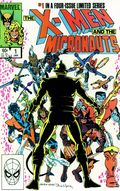 X-Men and the Micronauts (1984) 1